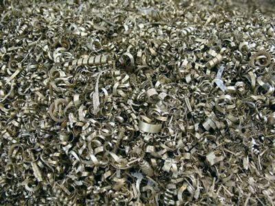 Materiales para hacer orgonites. Limadura de aluminio